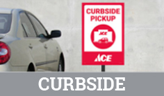 Curbside Pickup at Windsor Ace Hardware