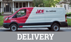 Delivery from Windsor Ace Hardware